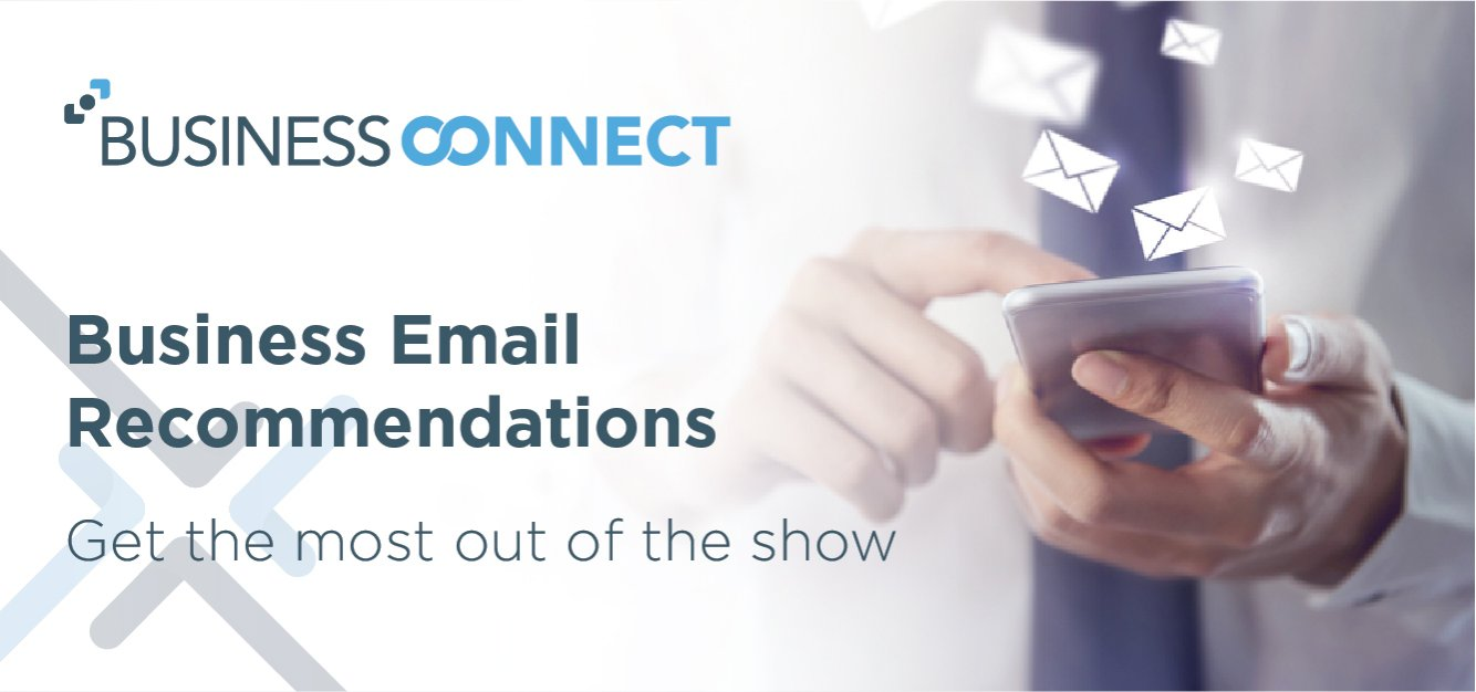Business Email Recommendations