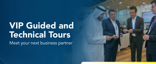 VIP Guided and Technical Tours