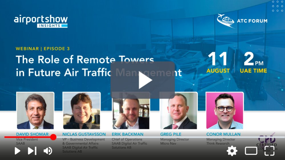 The Role of Remote Towers in Future Air Traffic Management