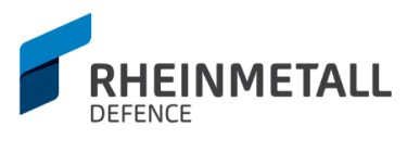 Rheinmetall Defense Logo