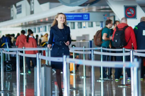 A Queue-less Airport Experience – Assessing the Future of Air Travel