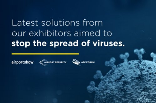 Check out the latest solutions helping global airports minimize the spread of viruses